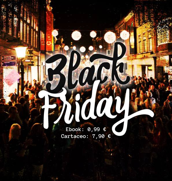#blackfriday libro sconto per il black friday